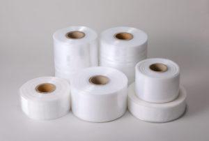 チューブ型包装資材